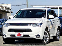 2014 MITSUBISHI OUTLANDER PHEV 2.0 G SAFETY PACKAGE