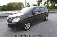 2015 CHEVROLET ORLANDO 2WD-1.4AT-TURBO-NAV-REVCAM