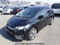 2014 HONDA FIT HYBRID F PACKAGE