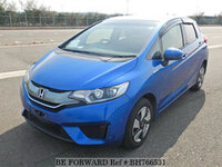 2014 HONDA FIT HYBRID L PACKAGE