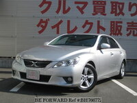 2010 TOYOTA MARK X 250G RELAX SELECTION