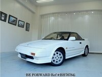 1986 TOYOTA MR2 1.6G LIMITED SUPER CHARGER