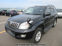2008 TOYOTA LAND CRUISER PRADO TX LIMITED