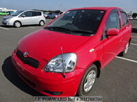 2002 TOYOTA VITZ U D PACKAGE