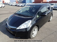 2010 HONDA FIT HYBRID SMART SELECTION
