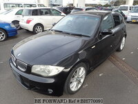 2007 BMW 1 SERIES 118I M SPORTS PACKAGE