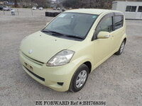 2007 TOYOTA PASSO X F PACKAGE