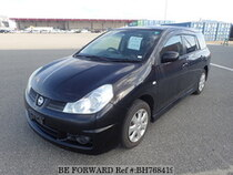 Used 2012 NISSAN WINGROAD BH768419 for Sale for Sale