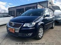 2007 VOLKSWAGEN GOLF TOURAN
