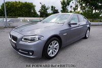 2014 BMW 5 SERIES 520I-AT-PUSHSTART-KEYLESS-2WD