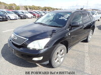 2006 TOYOTA HARRIER 240G L PACKAGE PRIME SELECTION