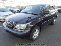 2002 TOYOTA HARRIER FOUR IR VERSION