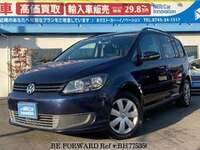 2012 VOLKSWAGEN GOLF TOURAN