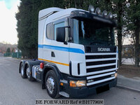 2001 SCANIA 124 MANUAL DIESEL