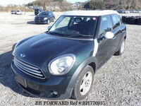 2012 BMW MINI COOPER CROSSOVER