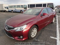 2012 TOYOTA MARK X 250G S PACKAGE