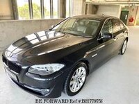 2012 BMW 5 SERIES NAVI-SENSORS-LEATHER-PUSH-START