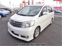 2003 TOYOTA ALPHARD G 2.4AS