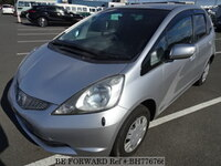 2009 HONDA FIT L HIGHWAY EDITION