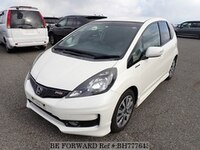 2012 HONDA FIT RS 10TH ANNIVERSARY