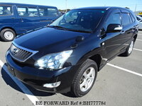 2008 TOYOTA HARRIER 240G PREMIUM L PACKAGE