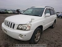 2002 TOYOTA KLUGER 3.0FOUR NAVI PACKAGE