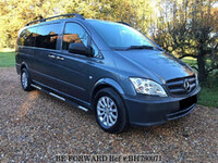 2014 MERCEDES-BENZ VITO AUTOMATIC DIESEL