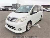 2010 NISSAN SERENA HIGHWAY STAR V AERO SELECTION