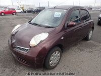2010 NISSAN MARCH 12S COLLET F