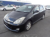 2008 TOYOTA WISH X AERO SPORTS PACKAGE