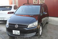 2011 VOLKSWAGEN GOLF TOURAN