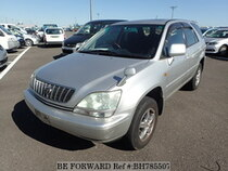Used 2002 TOYOTA HARRIER BH785507 for Sale for Sale