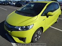 2013 HONDA FIT HYBRID L PACKAGE