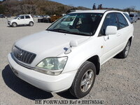 2002 TOYOTA HARRIER PRIME NAVI SELECTION