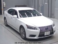 2013 LEXUS LS LS600HL EXECUTIVE PACKAGE