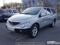 2009 SSANGYONG ACTYON