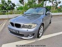 2012 BMW 1 SERIES 120I CABRIOLET ABS HID DSC HID
