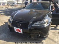 2012 LEXUS GS F SPORTS