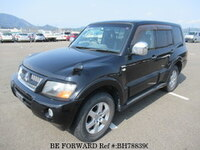 2006 MITSUBISHI PAJERO ACTIVE FIELD EDITION