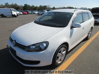 2012 VOLKSWAGEN GOLF VARIANT TSI TREND LINE BLUE MOTION TECH
