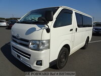 2011 TOYOTA HIACE VAN LONG DX