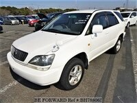 2000 TOYOTA HARRIER