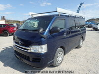 2010 TOYOTA HIACE VAN LONG DX GL PACKAGE