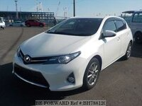 2013 TOYOTA AURIS 15X S PACKAGE