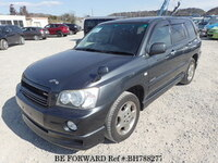 2003 TOYOTA KLUGER FOUR S PACKAGE