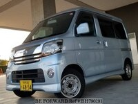 2005 DAIHATSU ATRAI WAGON CUSTOM TURBO RS 4WD