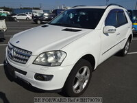 2006 MERCEDES-BENZ M-CLASS ML350 4MATIC SPORTS PACKAGE