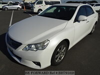 2012 TOYOTA MARK X 250G FOUR BLACK LEATHER LIMITED