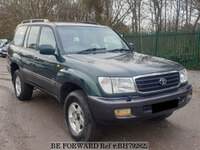 2000 TOYOTA LAND CRUISER AMAZON AUTOMATIC DIESEL