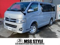 2011 TOYOTA HIACE VAN 3.0 SUPER GL LONG